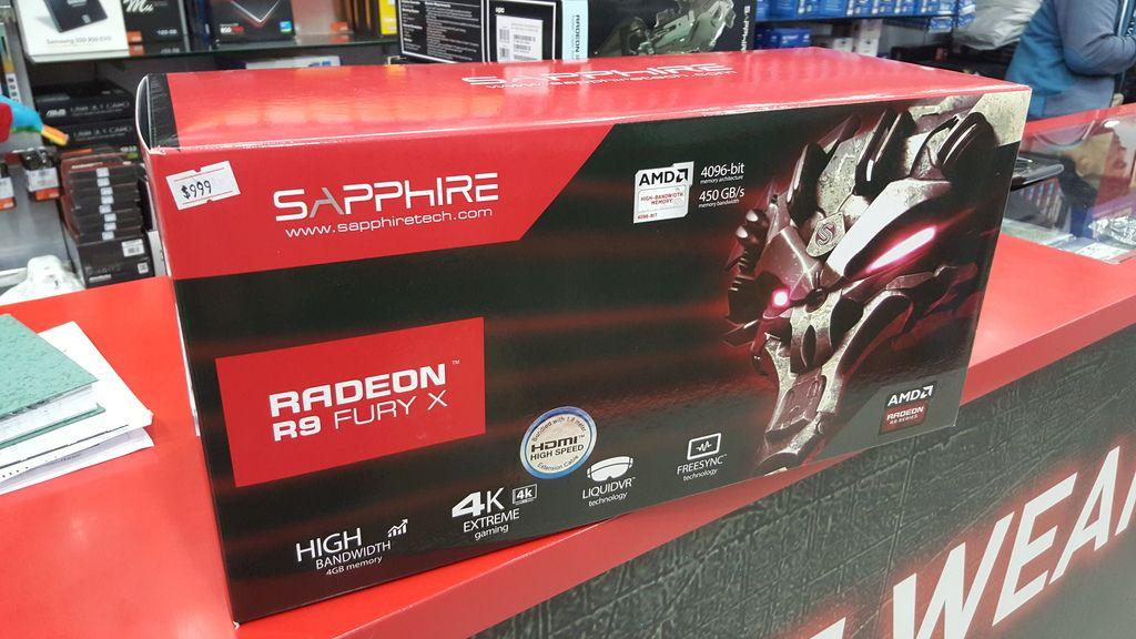 AMD baja el precio de sus tarjetas gráficas Radeon 30