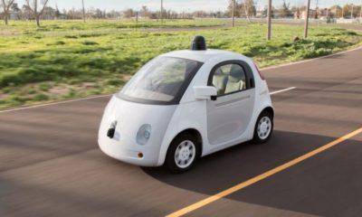Paran un Google Car por conducir muy lento 28
