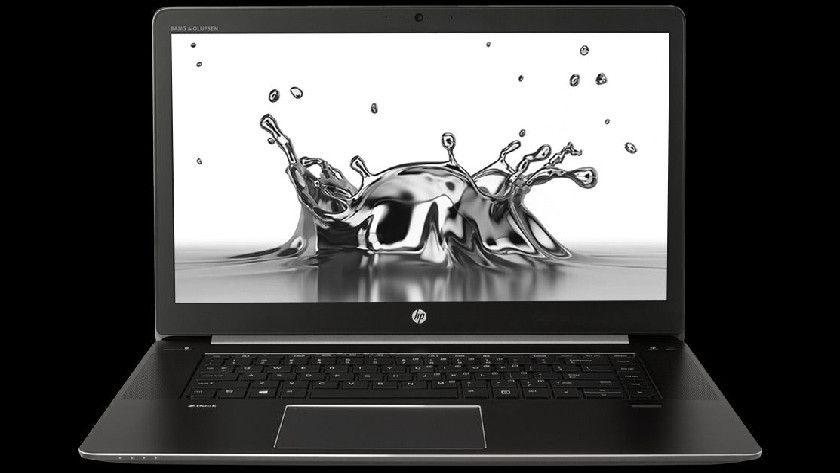 HP ZBook Studio contra MacBook Pro 32