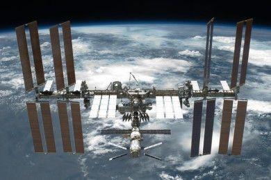 ¿Te imaginas pasar las Navidades en la Estación Espacial Internacional?