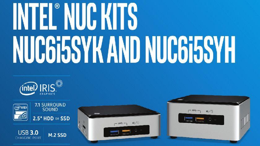 Intel presenta los mini-PC NUC con procesadores Skylake 29