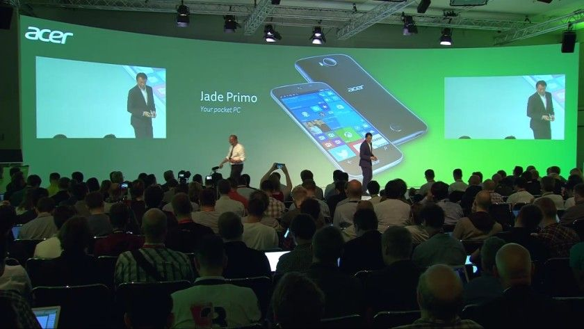 Acer Jade Primo, smartphone y PC con Windows 10 por 599 euros 37