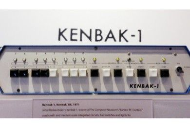 A la venta el Kenbak-1, el primer ordenador comercial