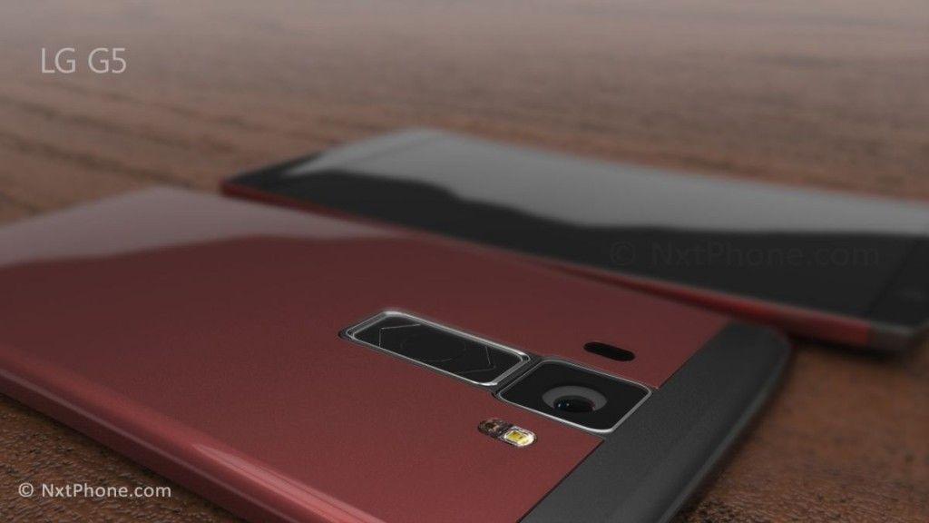 LG dará el salto definitivo al aluminio con el LG G5 29
