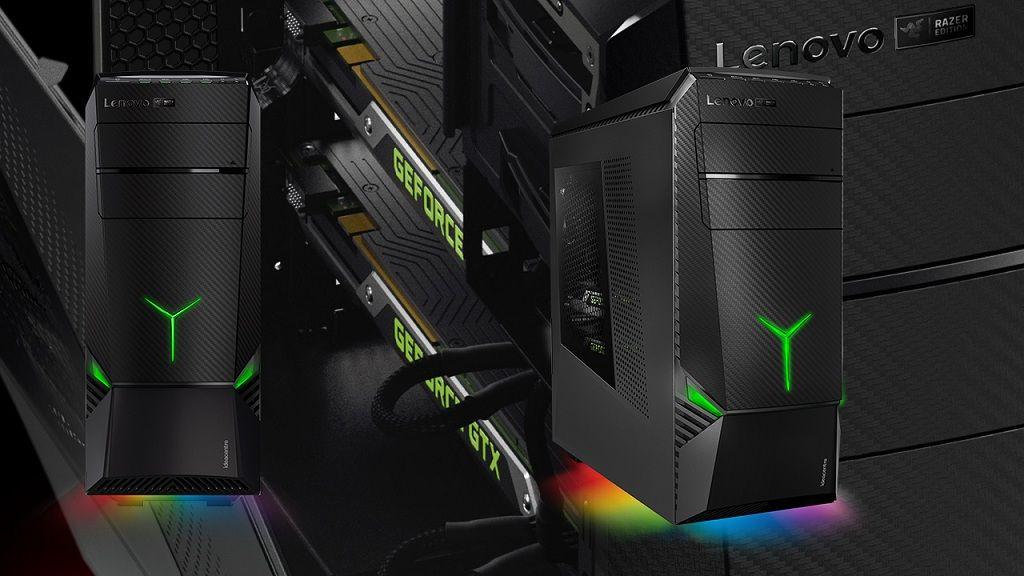 Lenovo y Razer se unen para fabricar PCs gamer 28