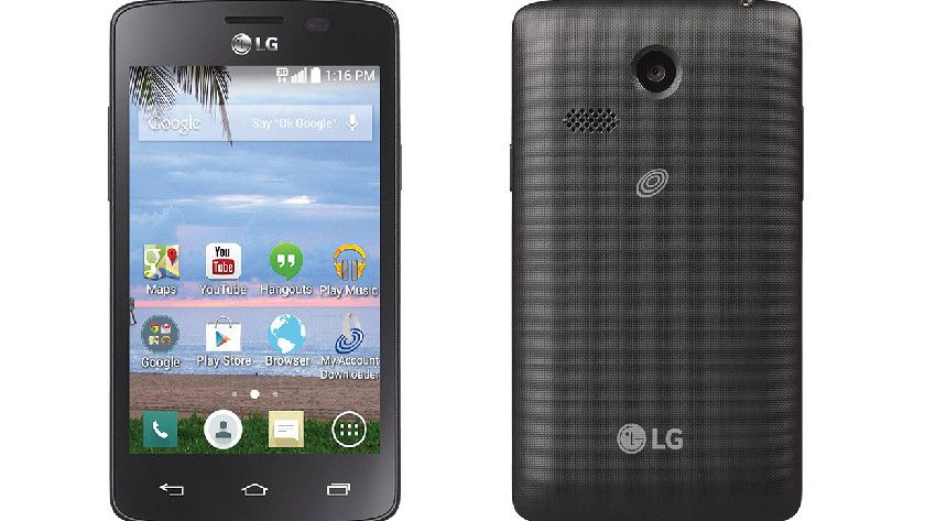 Lucky LG16 ¿Quieres un smartphone por 10 dólares? 33