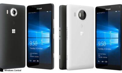 Ya disponibles en España los Lumia 950 y 950 XL 45