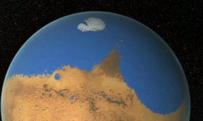 Los vientos solares se fueron comiendo la atmósfera de Marte 31