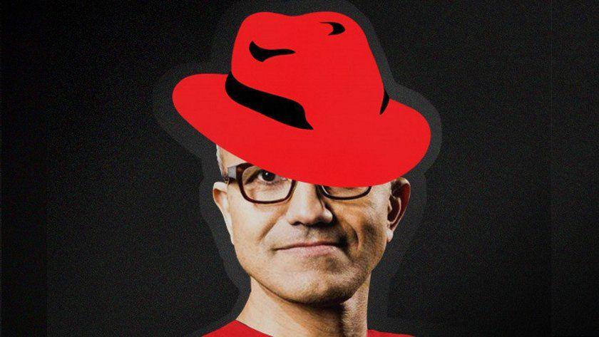 Microsoft y Red Hat, acuerdo entre archienemigos
