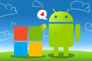 Microsoft sí gana dinero con Android, 6.000 millones de dólares