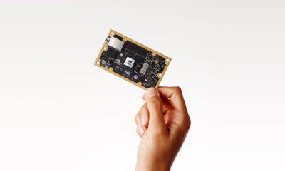 NVIDIA presenta la minicomputadora Jetson TX1
