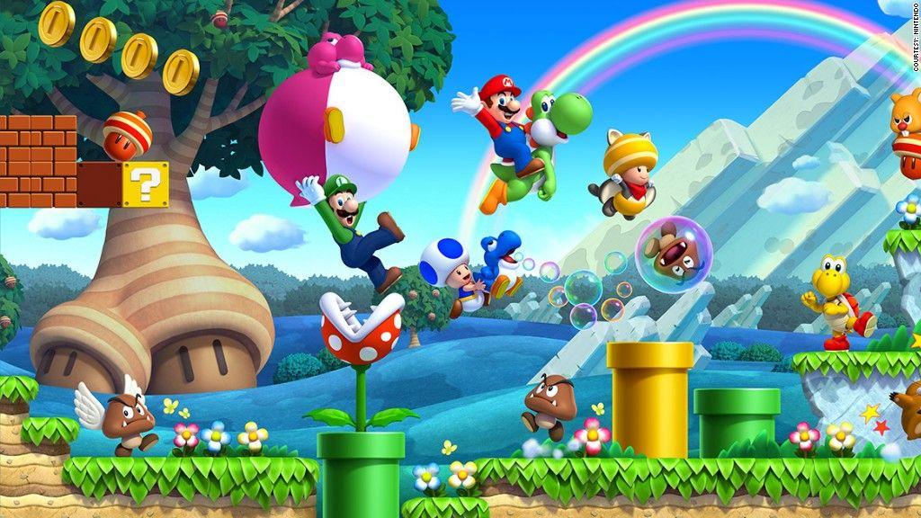 Todos los juegos de Nintendo para móvil serán gratuitos 28