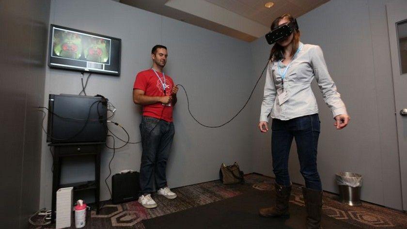 """Oculus: """"Los cables son el obstáculo de la realidad virtual en PC"""""""