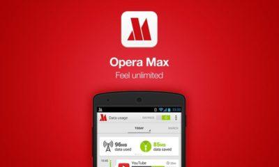 Opera Max reduce a la mitad el tráfico de streaming de música