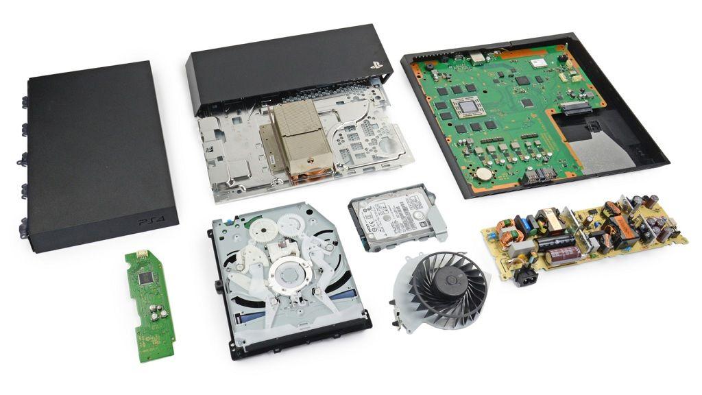 Sony habría liberado el séptimo núcleo de PS4 31