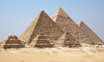 ¿Qué secretos esconde la Gran pirámide de Guiza? 30