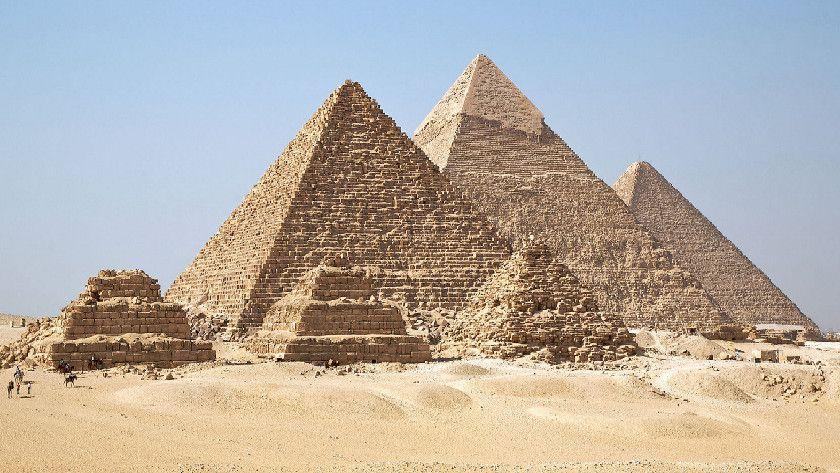 ¿Qué secretos esconde la Gran pirámide de Guiza? 29
