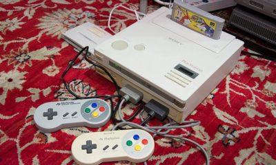 Nuevos detalles del prototipo PlayStation Nintendo 30