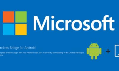Portar aplicaciones de Android a Windows 10. ¿Una opción desechada? ¿Ha sido descontinuado el Proyecto Astoria o retrasado?
