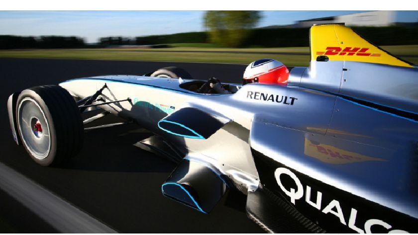Fórmula E anuncia Roborace, vehículos sin conductor ahora en las carreras 29
