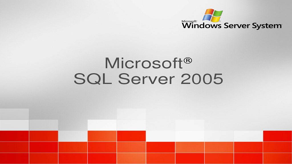 SQL 2005 Server
