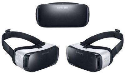 Ya puedes comprar las Samsung Gear VR 58