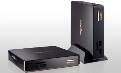 Shuttle comercializa mini-PC XPC nano con Windows 10 88