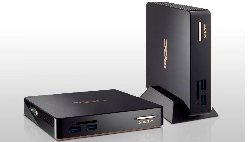 Shuttle comercializa mini-PC XPC nano con Windows 10 29