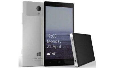Microsoft prueba el Snapdragon 820 para Surface Phone 57