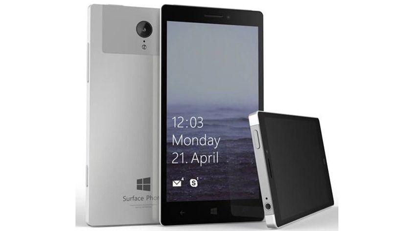 Microsoft prueba el Snapdragon 820 para Surface Phone 30