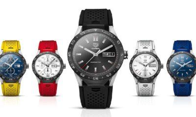 Tag Heuer eleva el nivel de los relojes Android con el Connected Watch 75