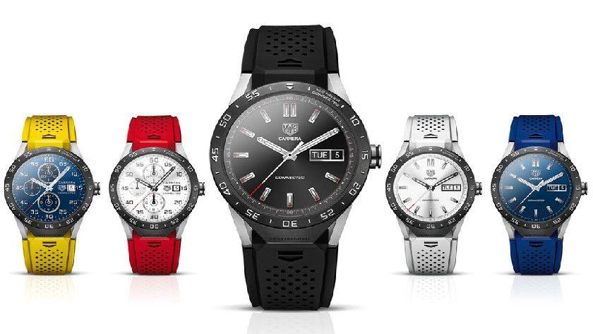 Tag Heuer eleva el nivel de los relojes Android con el Connected Watch 28