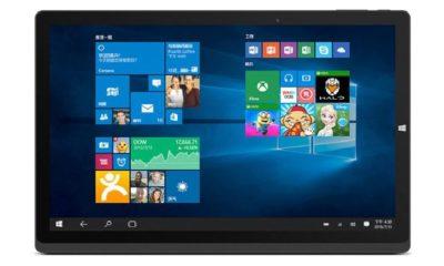 Teclast X16, potente tablet dual y económico 108