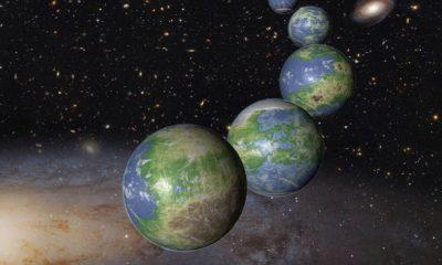La mayoría de mundos tipo Tierra aún no han nacido 73