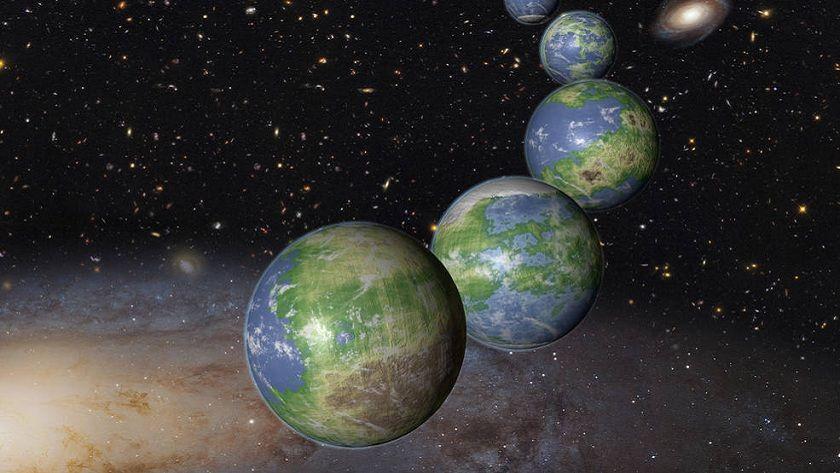 La mayoría de mundos tipo Tierra aún no han nacido 32
