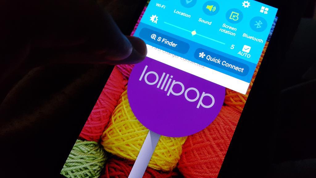 Google estaría ayudando a Samsung con TouchWiz 30