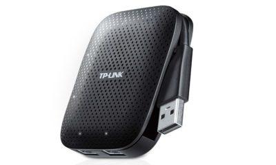 Consigue uno de los cinco Hub USB 3.0 UH 400 de TP-Link que sorteamos 101
