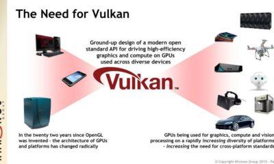 NVIDIA confirma que dará soporte a Vulkan 47