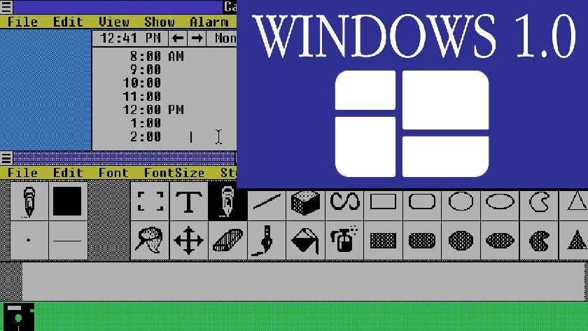 Windows 1.0 cumple hoy 30 años 29