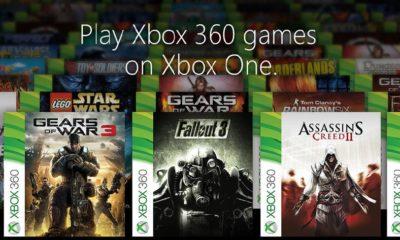 Aquí están los primeros 104 juegos de Xbox 360 para la Xbox One 79