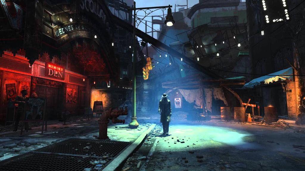 Descubren habitación secreta con todos los items de Fallout 4 29