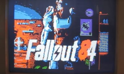 Fallout 84: Un guiño a la franquicia en 8 bits 71