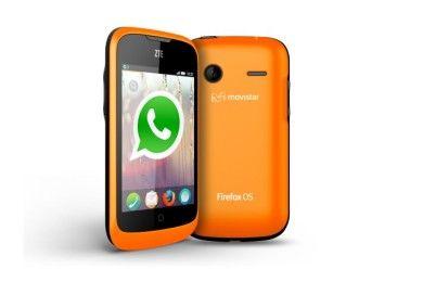 WhatsApp ya disponible en Firefox OS: ¿más vale tarde que nunca?