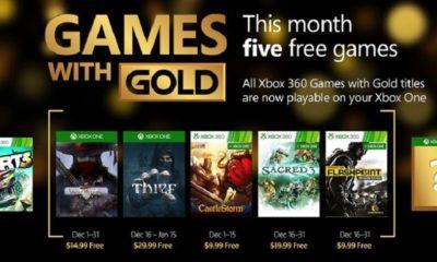 Estos son los juegos gratis de Games with Gold para diciembre 69