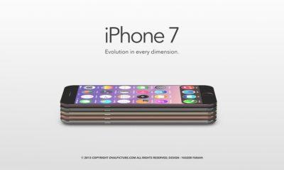 El iPhone 7 tendría 3 GB de RAM y resistencia al agua 80
