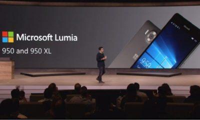Así de bien graba vídeo 4K el Lumia 950 XL 40