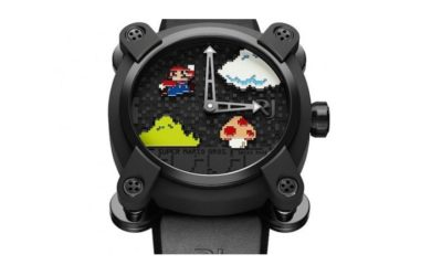 Super Mario Bros. Watch, una locura de 19.000 dólares 53