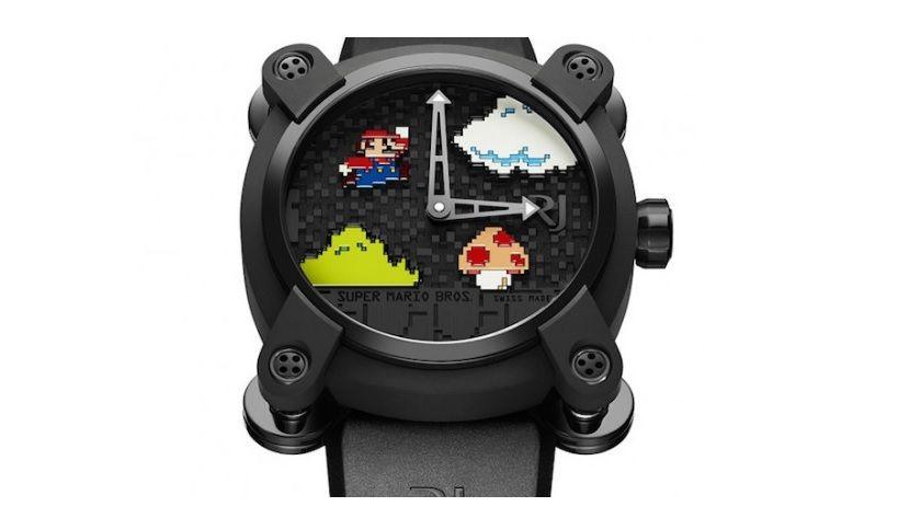 Super Mario Bros. Watch, una locura de 19.000 dólares 32