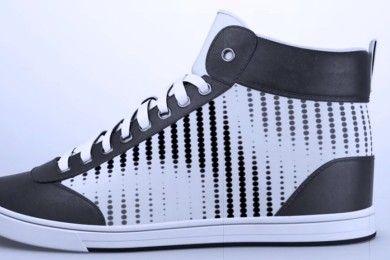 Personaliza tus zapatillas con tinta electrónica