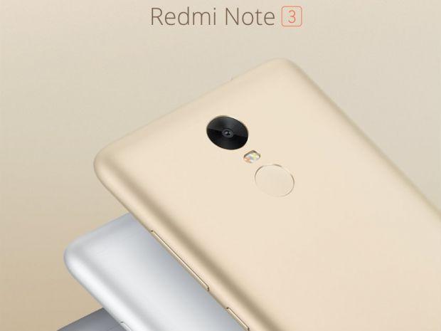 Xiaomi Redmi Note 4 Llega A China Por 135 Dólares: Redminote3